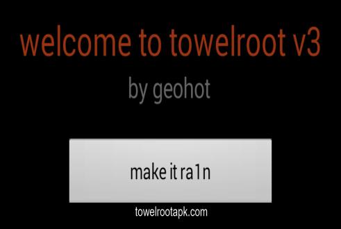 Towelroot APK | Towelroot APK